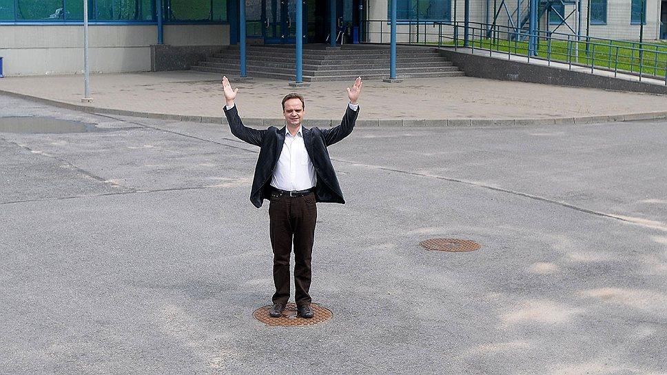 """""""Оптоган"""" уступит площадку в ОЭЗ / Компания откладывает планы по строительству второго завода на неопределенный срок"""
