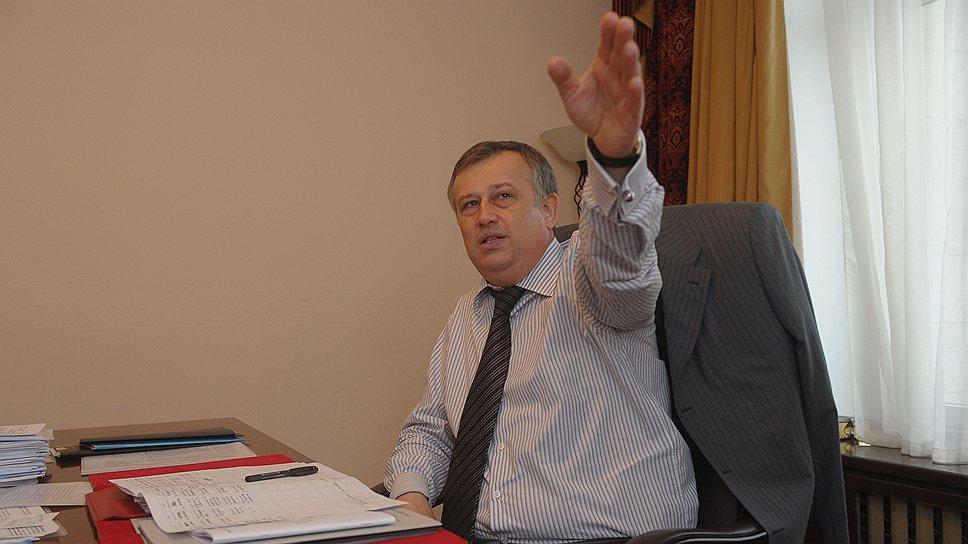 Направление на развитие депрессивных территорий, заданное губернатором Ленинградской области Александром Дрозденко, нашло отклик у местных парламентариев