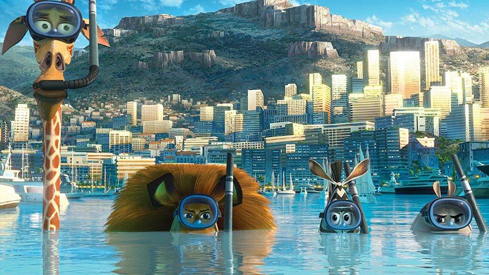 Мультгерои студии DreamWorks всплывут неподалеку от железнодорожной станции «Ручьи»