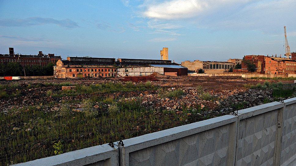 Чиновники Петербурга решили, что промышленный пояс в черте города не вызывает интереса у девелоперов из-за слишком доступной приграничной областной земли