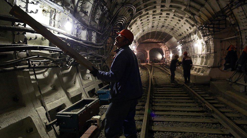 Новая ветка получит шахты / Начинаются работы по продолжению Красносельско-Калининской линии метро