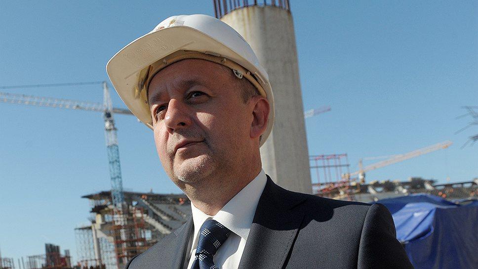 Участники рынка полагают, что инициатива председателя комитета по строительству Михаила Демиденко обречена на провал, но если институт все-таки будет создан, он «отъест» у частных компаний треть заказов