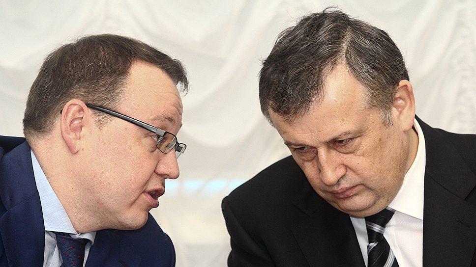 Председатель не продержался и года / Главу комитета по ЖКХ и транспорту Ленобласти отправили в отставку