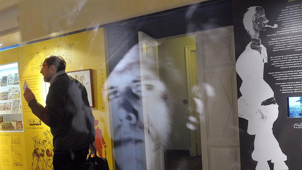 На выставке издательство «Вита Нова» продемонстрировало настоящий музейный подход к собирательству