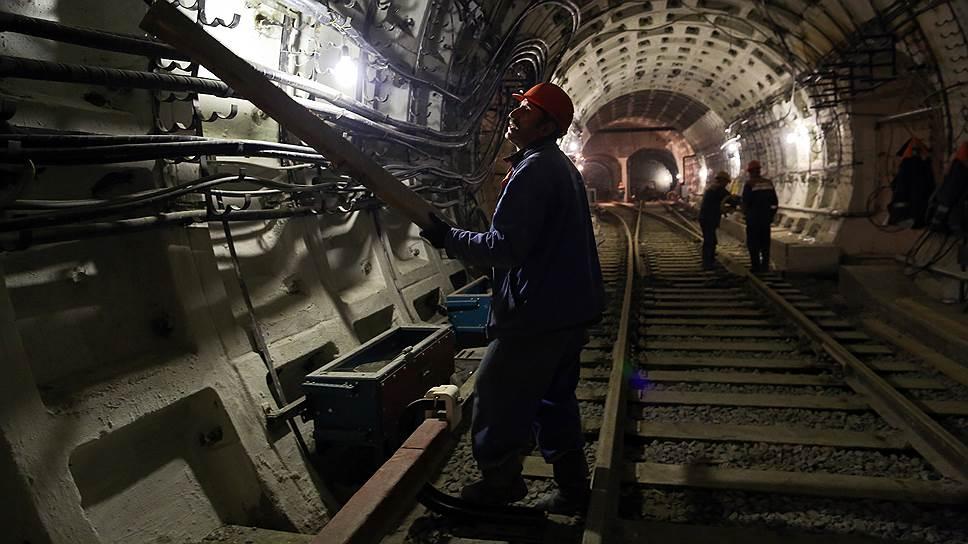 Весной нынешнего года в правительстве города решили, что демонополизация рынка строительства метрополитена даст возможность вводить больше станций