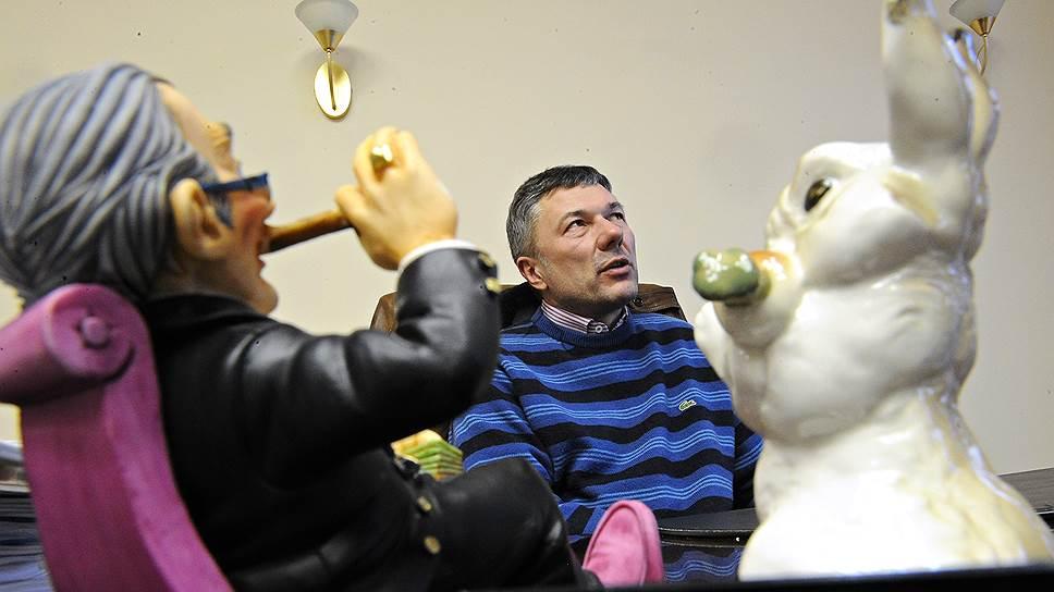 Для большинства участников рынка возращение Игоря Евтушевского стало сюрпризом