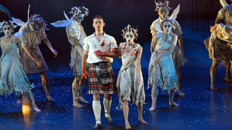 Согласно Мэтью Борну, романтический балет «Сильфида» в современном мире должен выглядеть как видение от передоза