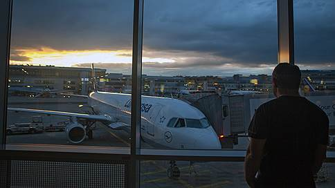 ���������� ������� Lufthansa ��������� ������ / �� ��������� ���� �������� ����� ������ �� �������������� �����������