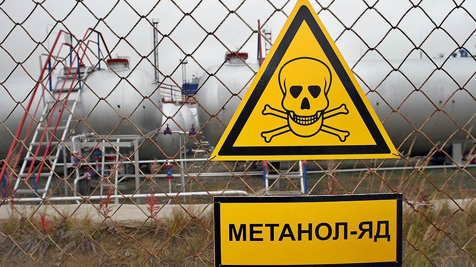 Метаноловая задержка / Ввод в строй заводов НГСК и БГХК отсрочен на год