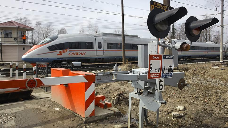 Почему в Санкт-Петербурге железнодорожные переезды станут платными
