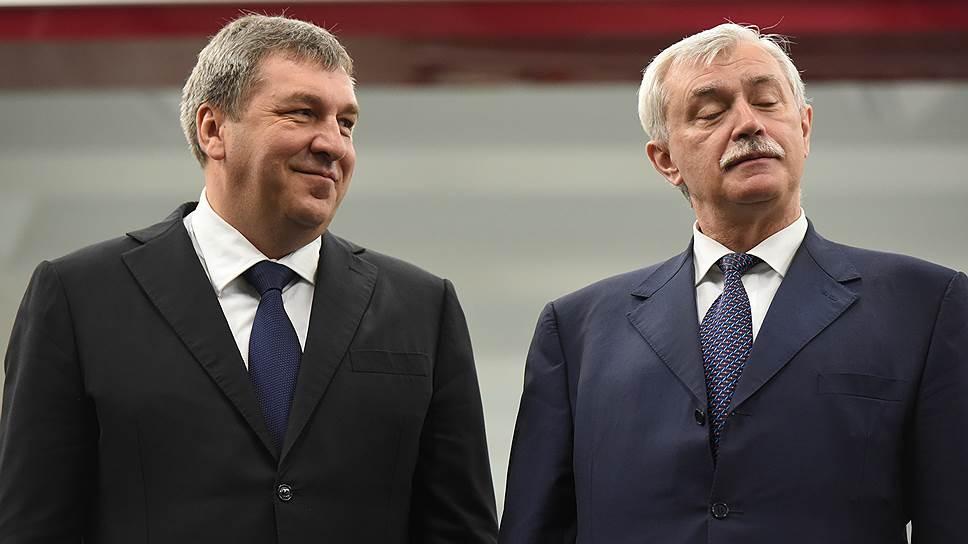 Вице-губернатор Игорь Албин будет разбираться с ситуацией, в которой его заявления противоречат договору, заключенному между губернатором города Георгием Полтавченко и «Газпромом»