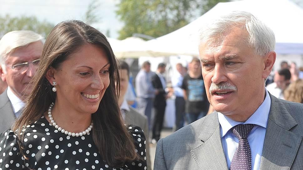 Губернатор Петербурга Георгий Полтавченко одобрил схему председателя комитета по инвестициям Ирины Бабюк по привлечению инвесторов в гостиничный комплекс города