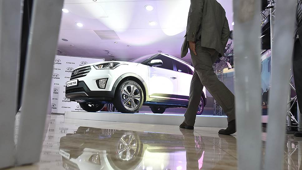 Автопром набирает ход / Городской кластер в январе занял треть от всероссийского производства