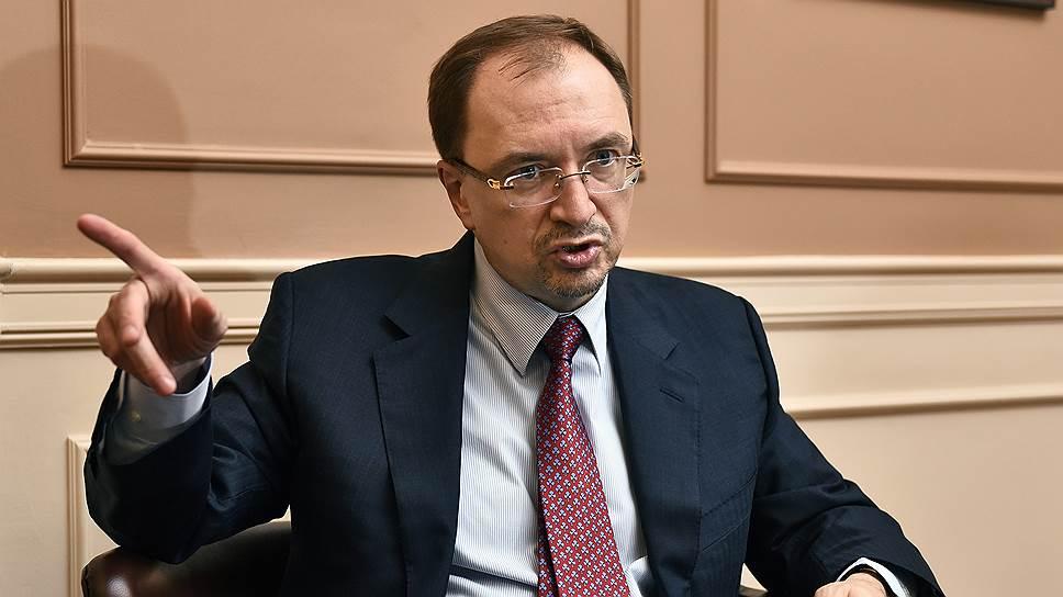 Как Сергей Богданов столкнулся с противостоянием при избрании на пост