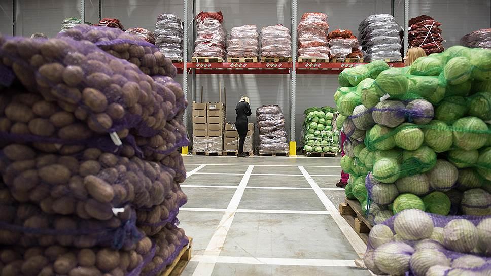 """""""Норд-Овощ"""" разморозился / Компания начнет строить продовольственный центр оптовой торговли в Ленобласти"""