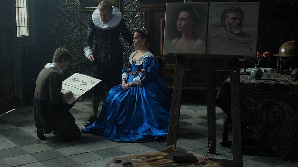 Отсылки к голландской живописи золотого века не делают фильм менее нелепым