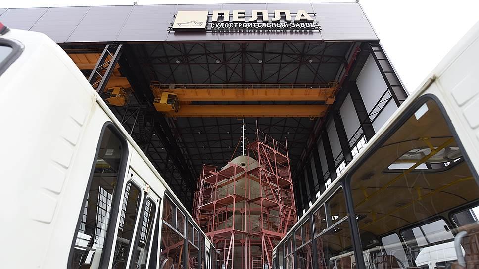 Длина рыболовных судов, изготовленных для мурманского заказчика по хорватскому проекту, составит 61 метр