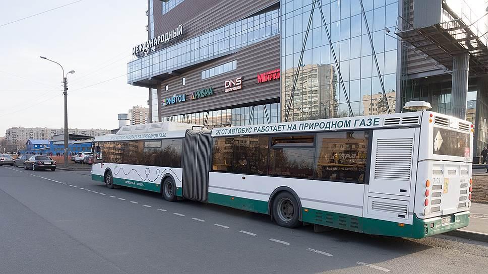 """Газовым автобусам укажут на место / """"Пассажиравтотранс"""" реконструирует автопаркN1 для машин, работающих на альтернативном топливе"""