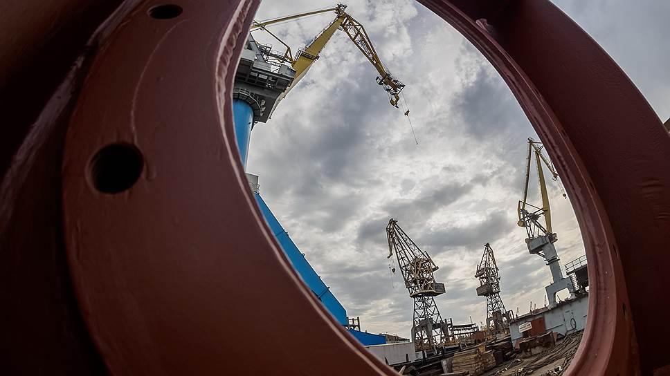 Как ОСК вывела Балтийский завод из банкротства