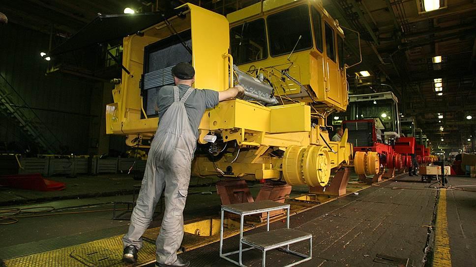 Петербургский тракторный завод ставит на автомат / Предприятие запустит новое производство трансмиссий для сельхозтехники за 4млрд рублей