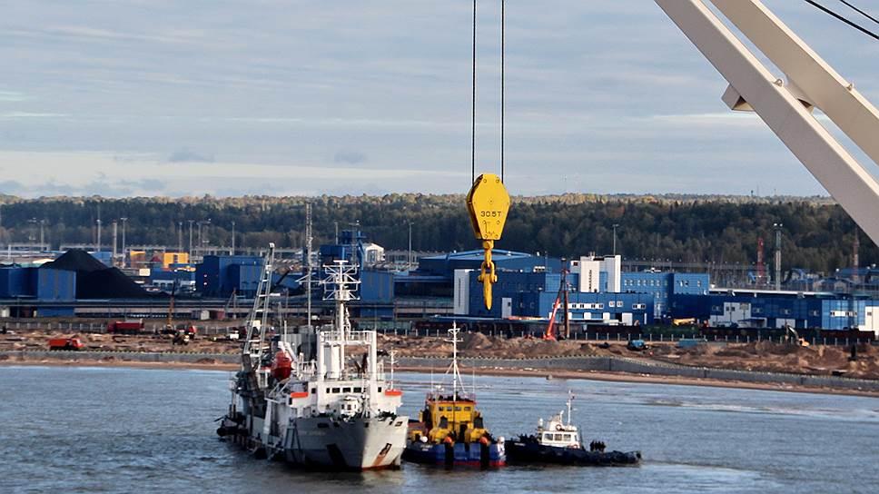 Почему ГК «Новотранс» решила построить транспортный терминал в Усть-Луге
