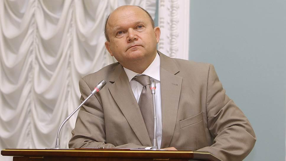 Уход со второй попытки / Евгений Домрачев покидает правительство Ленобласти
