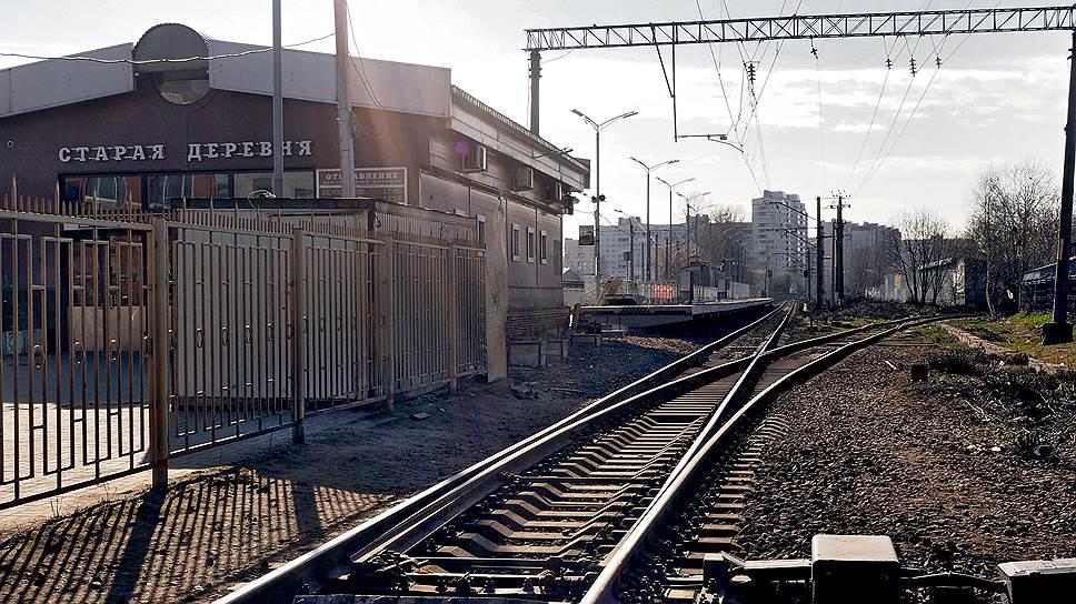 Если РЖД откажется от проекта строительства второго пути, Смольный будет настаивать на передаче уже существующей дороги вместе с землей для реализации проекта скоростного трамвая по этому же маршруту