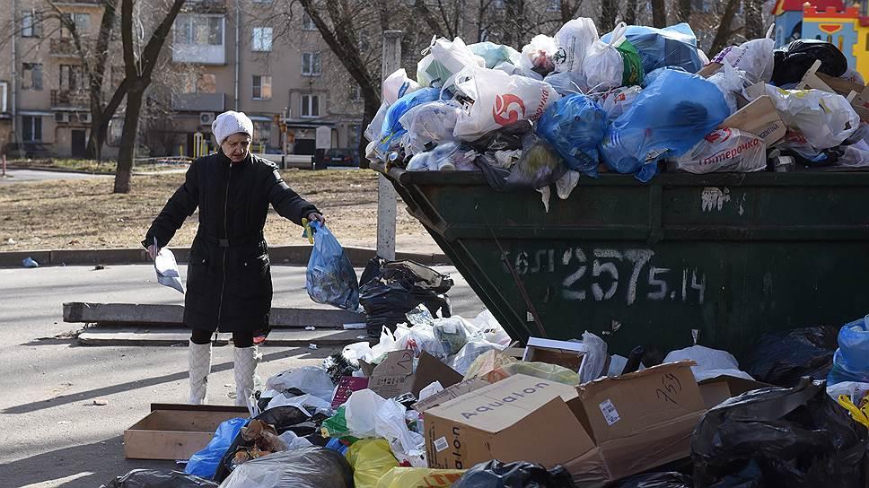 Антимонопольщики присмотрелись к мусору