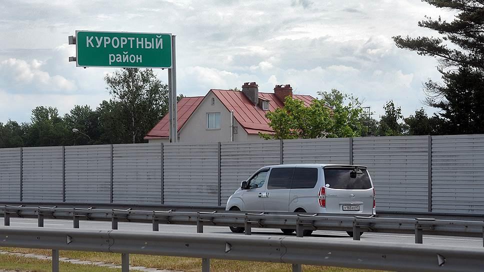 КАД расширят с севера / Кольцевая дорога станет полностью шестиполосной к 2022 году