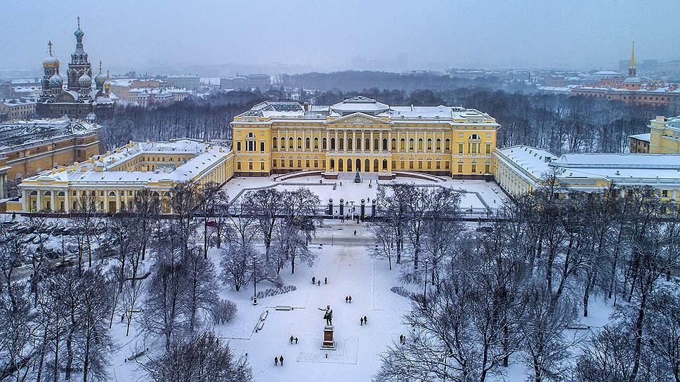 К апрелю этого года ФИСП подготовит тендерную документацию и объявит конкурс, к концу года должен быть выбран генподрядчик реконструкции Русского музея