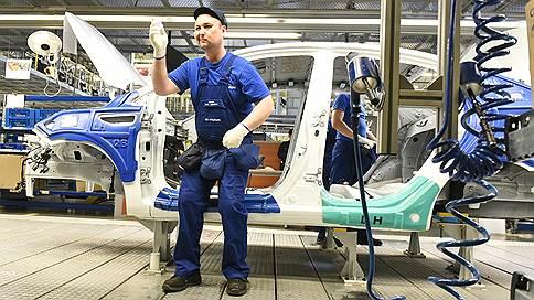 Автопром Петербурга вернулся к падению // Заводы снизили объемы производства впервые сконца 2016 года