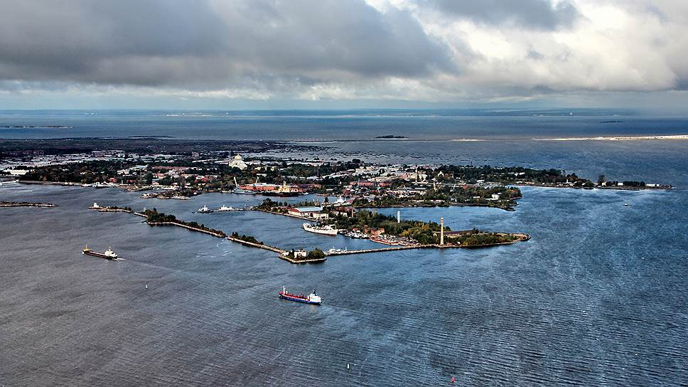 Кронштадт поставят под паруса / На острове Котлин может появиться новый яхт-клуб