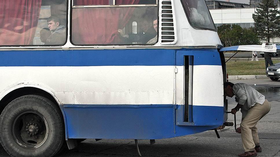 Автобусы въезжают в новую ЭРУ-ГЛОНАСС / На время чемпионата мира по футболу 2018 года транспортные средства будут проверять на 11постах