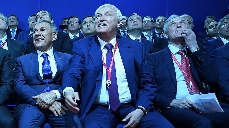 Впогоне за тройкой / Санкт-Петербург занял четвертое место в рейтинге инвестпривлекательности регионов