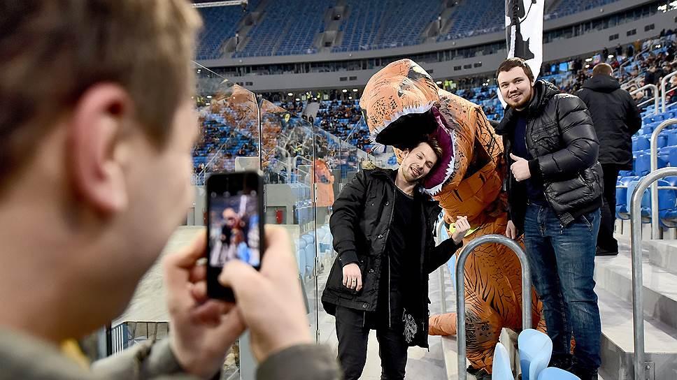 «МегаФон» ускорился к мундиалю / Мобильный интернет оператора на стадионе «Санкт-Петербург» назвали самым быстрым