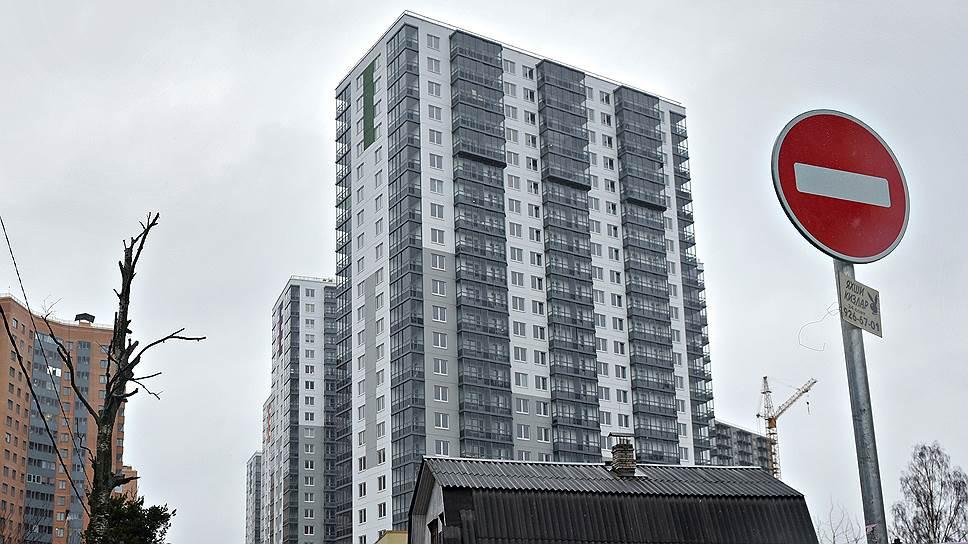 Дольщики покидают Ленобласть / Петербург «оттягивает» на себя спрос покупателей жилья