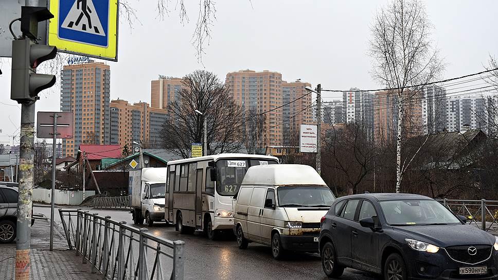 Транспортному узлу «Девяткино» дали срок / Первую очередь проекта обещают достроить в конце 2019 года