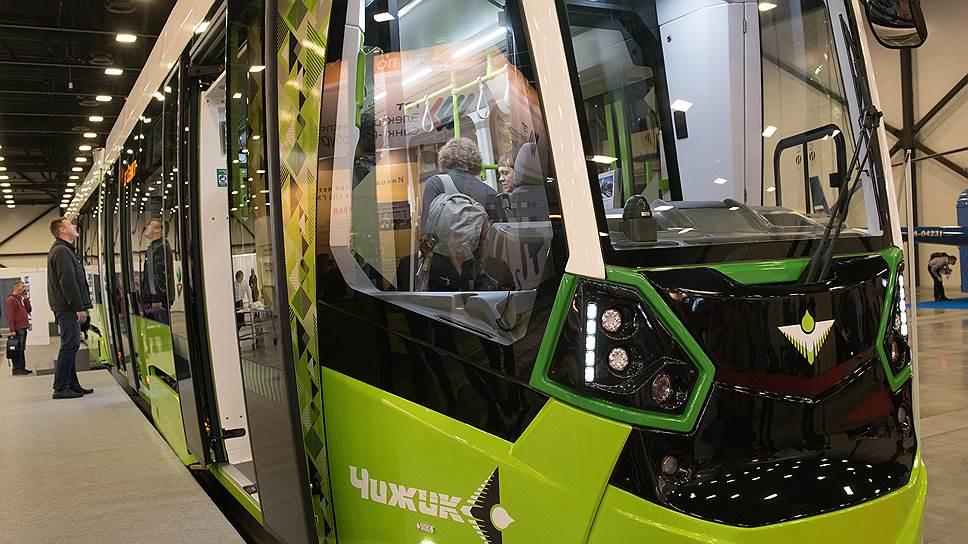 СПб ГУП «Горэлектротранс» закупит трамваи на 0,5 млрд рублей