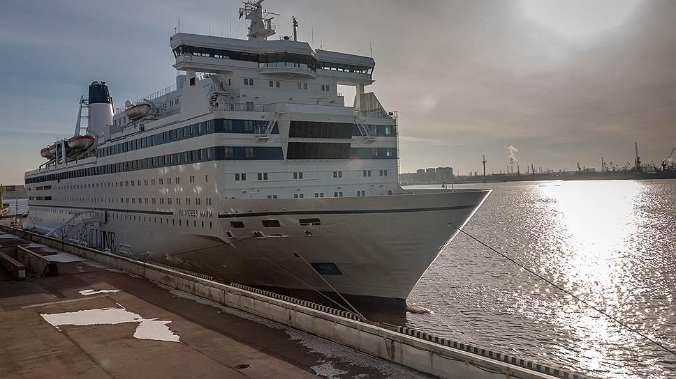 О планах Moby SPL поставить на Балтику судно со средиземноморских круизов