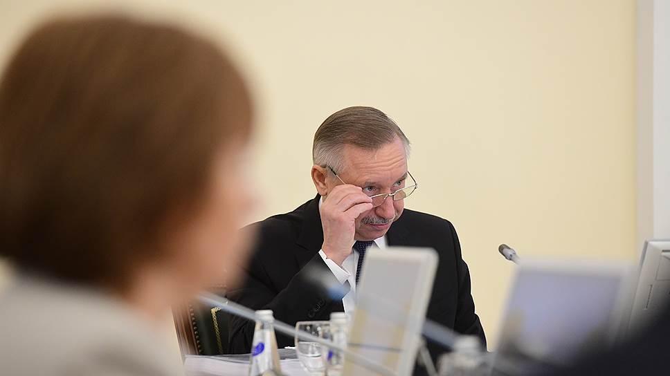 Диаметр подорожал на семнадцать миллиардов / Александру Беглову представили новые параметры проекта ВСД
