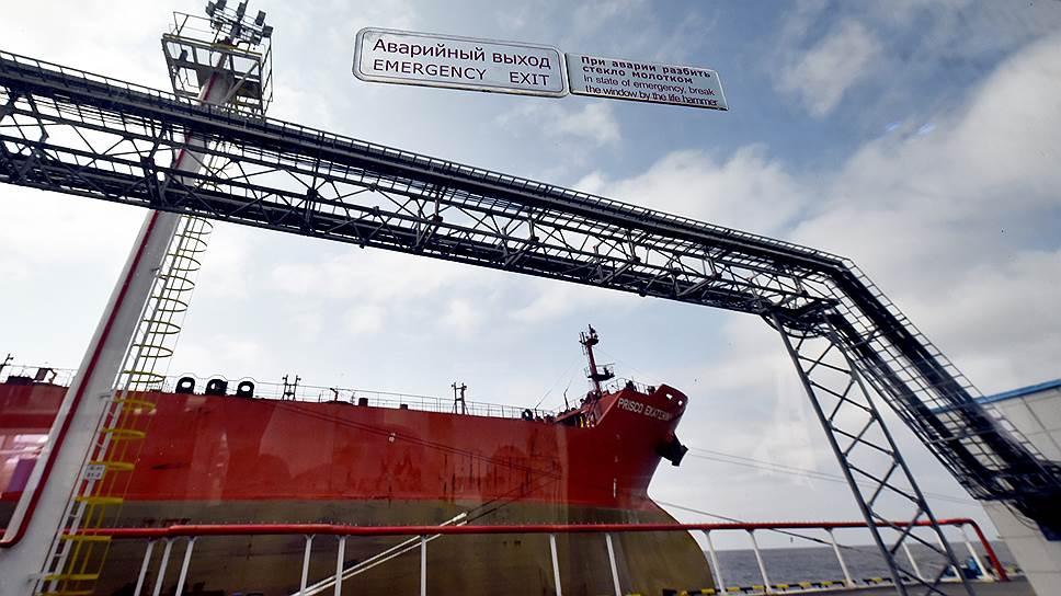 Как железнодорожники пришли за портовыми активами в Усть-Лугу
