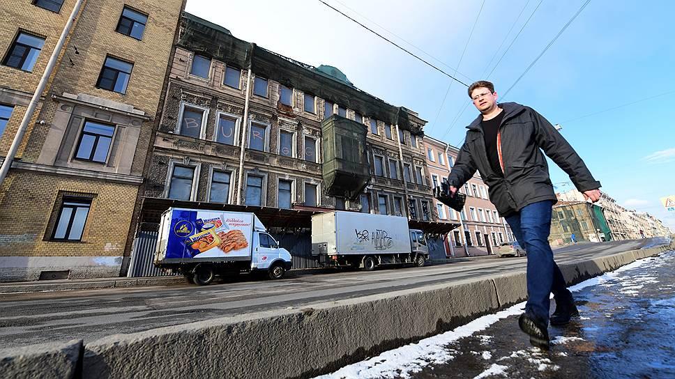 История реконструкции дома Шагина под гостиницу насчитывает более десяти лет