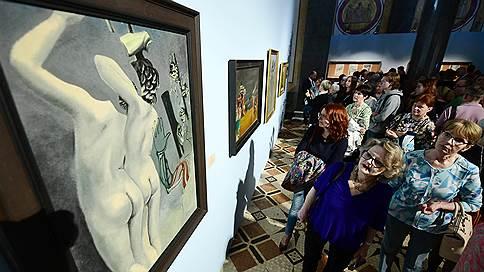 Художник, который любил смотреть // ВЭрмитаже открылись две выставки Макса Эрнста