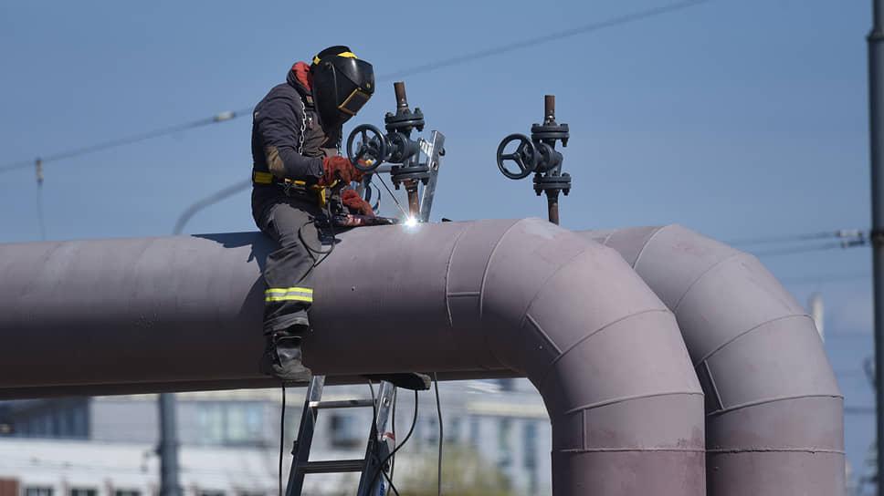 Теплосетям ищут инвестора / Смольный оценил модернизацию систем теплоснабжения двух районов в11,4млрд рублей