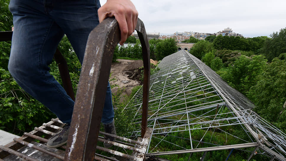 Воранжереях пророс «Газпром»