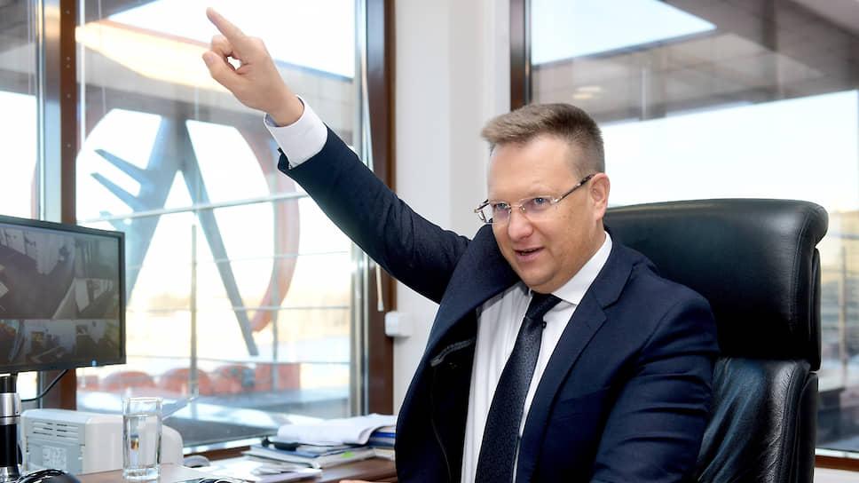 Гендиректор ЛОЭСК Дмитрий Симонов заявил, что планирует продолжить курс на консолидацию и других территориальных сетевых организаций в Петербурге и Ленобласти