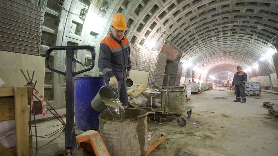 Столичная компания заинтересовалась акциями петербургского проектировщика метро