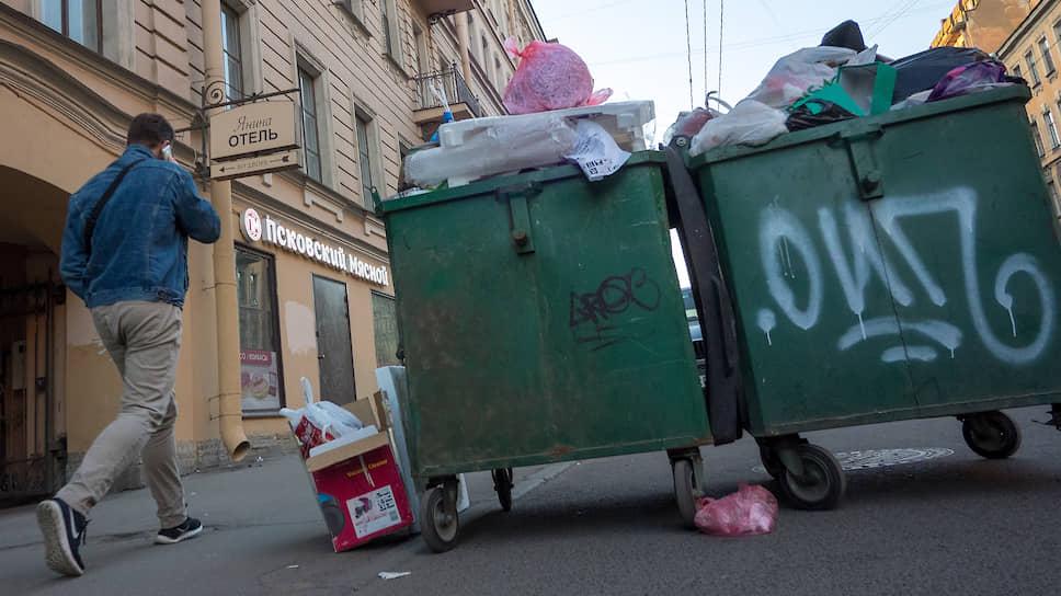 Денежно-мусорные потоки / В Петербурге могут появиться более десяти объектов для переработки и сортировки отходов