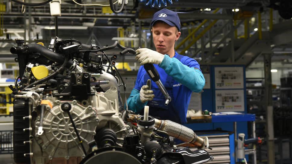 Не коленвалом единым / Автоконцерн Hyundai презентовал планы строительствазавода двигателей в Петербурге