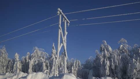 «Ленэнерго» готовится к холодам // Компания сменила подрядчика по расчистке и расширению линий электропередач